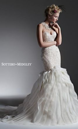 Sottero & Midgley Faith 4