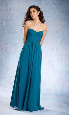 Alfred angelo 7361l size 2 bridesmaid dresses for Once owned wedding dresses