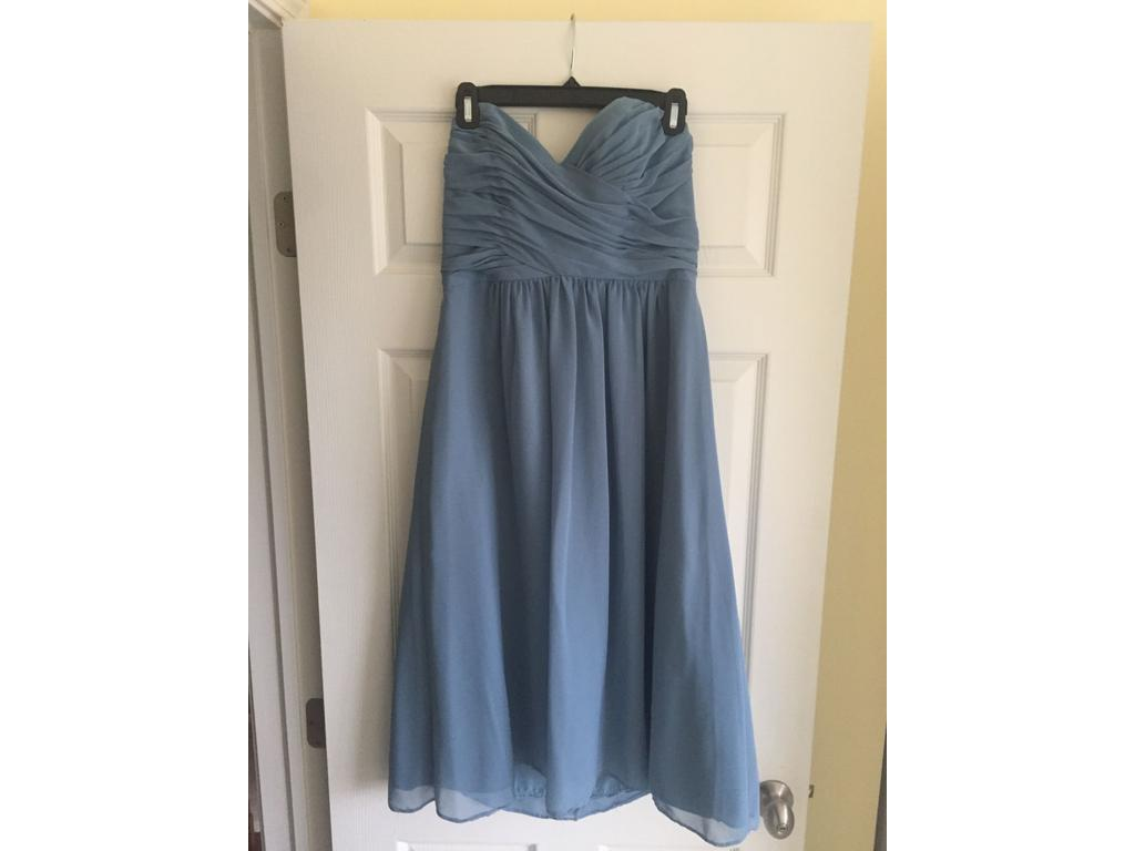 Alfred angelo 749335 size 10 bridesmaid dresses for Once owned wedding dresses