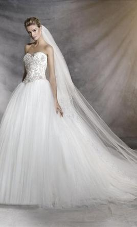 Pronovias Wedding Dresses For Sale | PreOwned Wedding Dresses