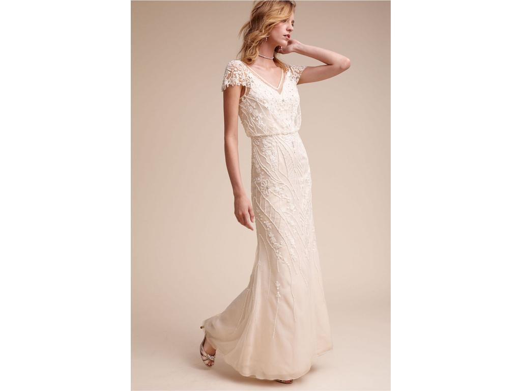 Wedding Dresses For USD 800 : Bhldn aurora buy this dress for a fraction of the salon price on