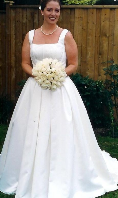 Paloma Blanca $500 Size: 12 | Used Wedding Dresses