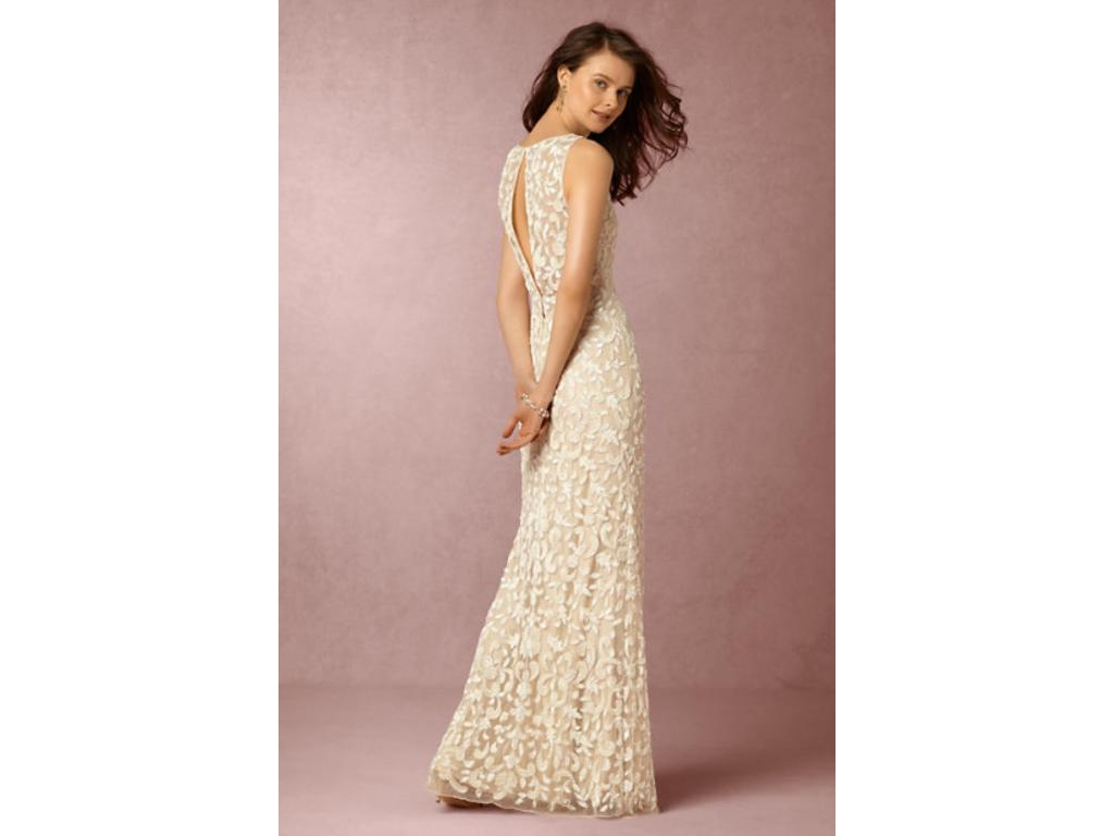 Bhldn Meghan 38619383 400 Size 12 New Un Altered