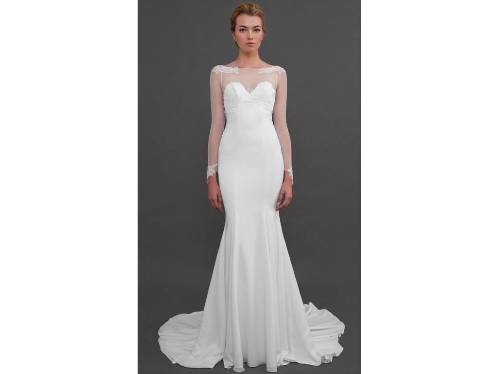 Katie may verona 1 400 size 2 used wedding dresses for Dress for a wedding in may