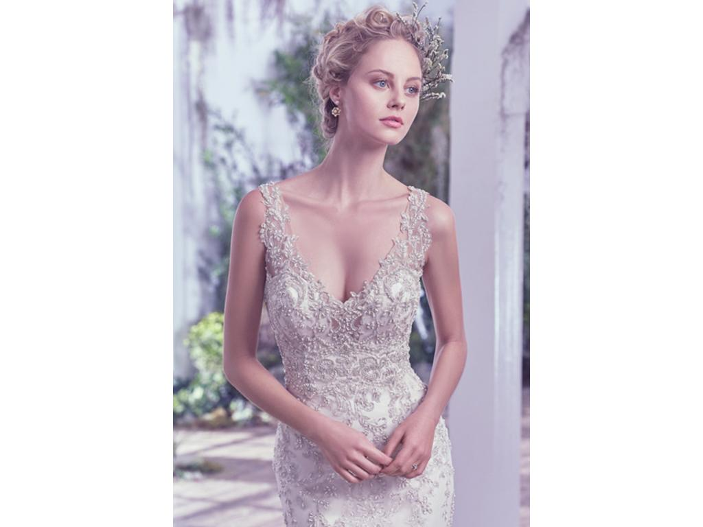 Wedding Dresses For Over 55 : Sottero greer wedding dress currently for sale at off retail