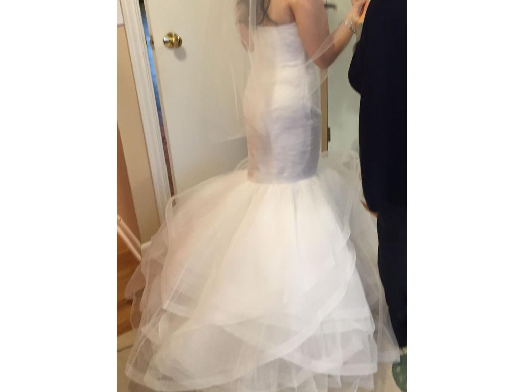 Other anaiss 300 size 2 used wedding dresses for Size 2 wedding dress