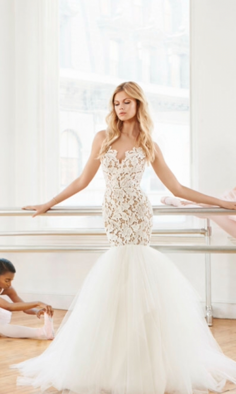 5ae1f181c4574 Hayley Paige Kalea, $1,000 Size: 12 | Sample Wedding Dresses