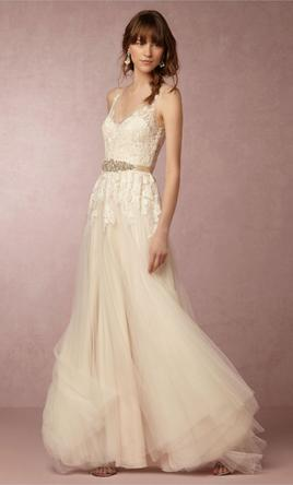 Watters Reagan Gown/ style #37595295 00