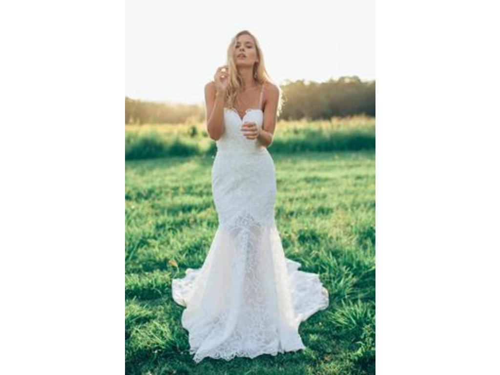 Other made with love danni 2 199 size 10 new un for Made with love wedding dresses