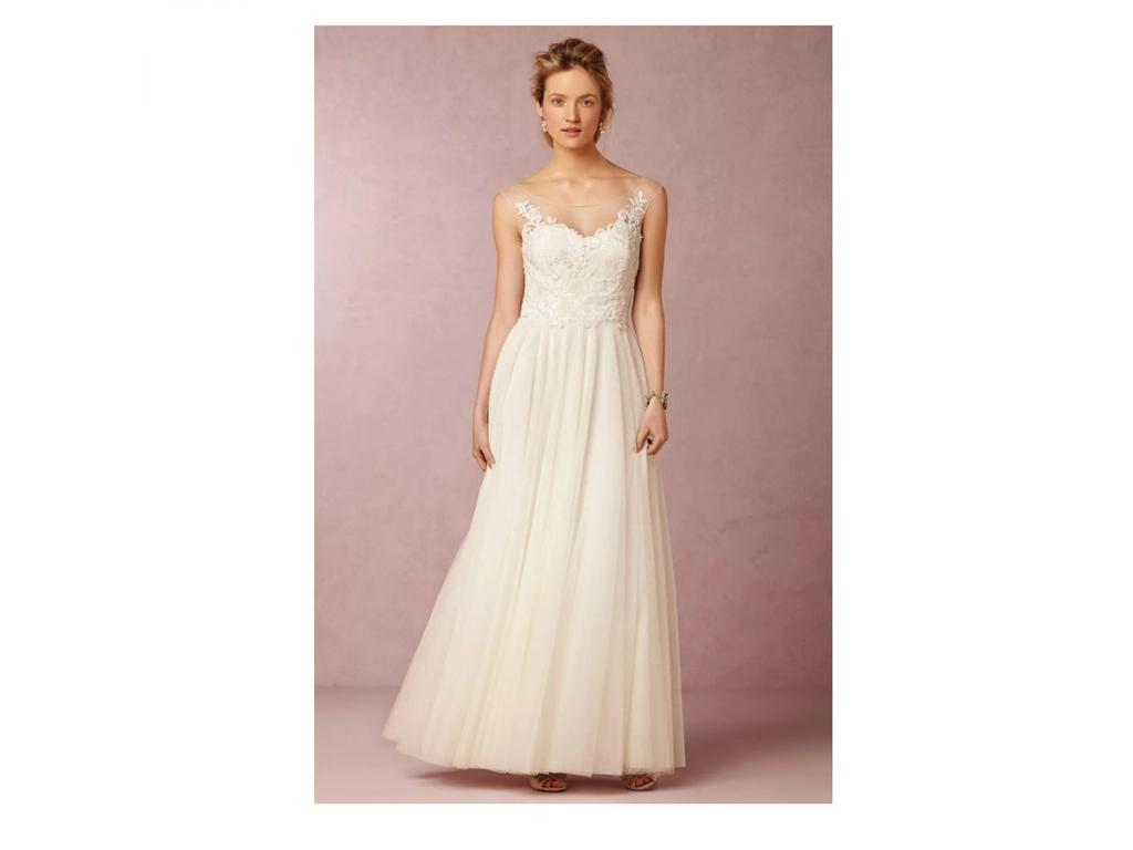 Bhldn lucca maxi dress 399 size 6 used wedding dresses for Bhldn used wedding dresses
