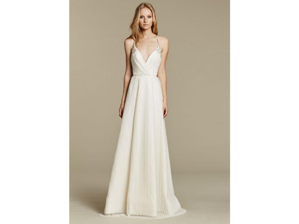 Hayley Paige Cosmos 1 100 Size 10 Sample Wedding Dresses