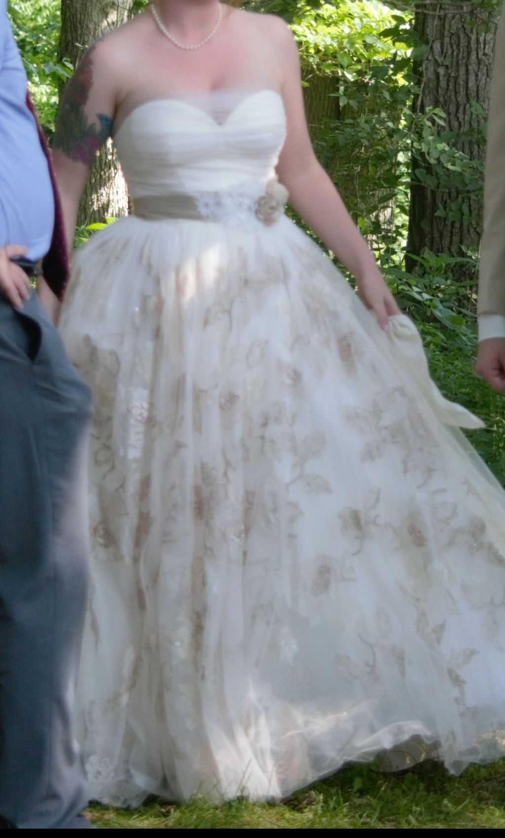 Luxury Oleg Cassini Bridal Gown Composition - All Wedding Dresses ...