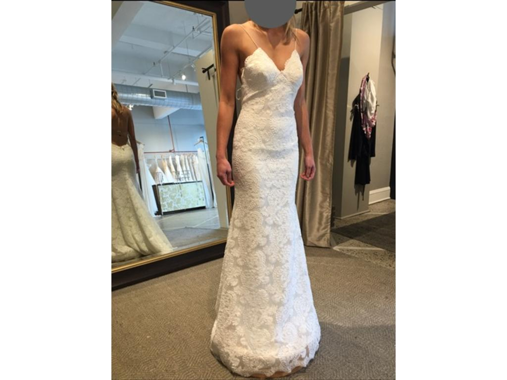 Katie May Poipu, $1,372 Size: 6 | New (Un-Altered) Wedding Dresses