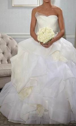 d5984191daa7a Vera Wang Katherine, $4,000 Size: 4 | Used Wedding Dresses