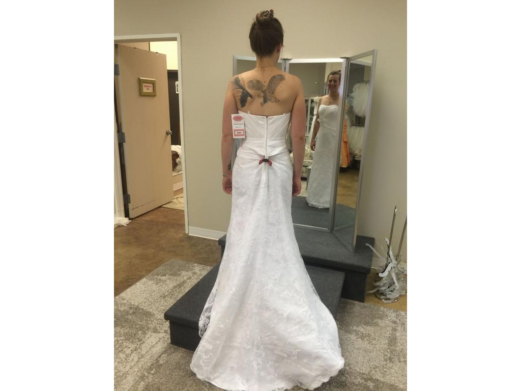 Other christian michele 99358 175 size 6 new un for Christian michele wedding dress