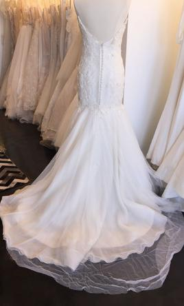 Ines di santo thalia 1 200 size 10 sample wedding dresses for Ines di santo wedding dresses prices