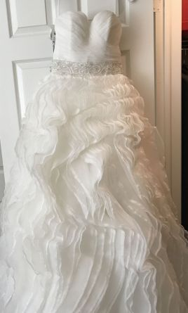Alfred Angelo Ariel Princess Dress