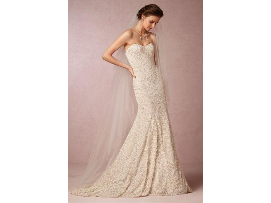 BHLDN Adelaide Gown Wedding Dress | Used, Size: 0, $650