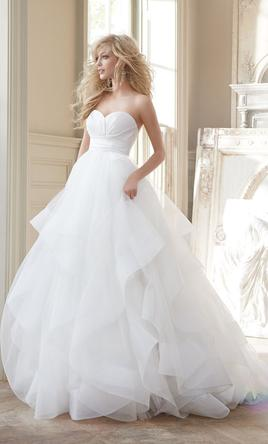 Hayley Paige Londyn Gown 6358 6