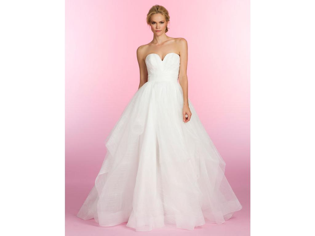 Hayley Paige Esther, $1,200 Size: 12   Used Wedding Dresses