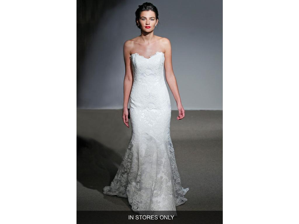 Preowned Wedding Dresses Dallas : Other anna maier wedding dress currently for sale at off retail