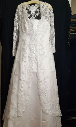 Alfred Angelo 1755Ls 18