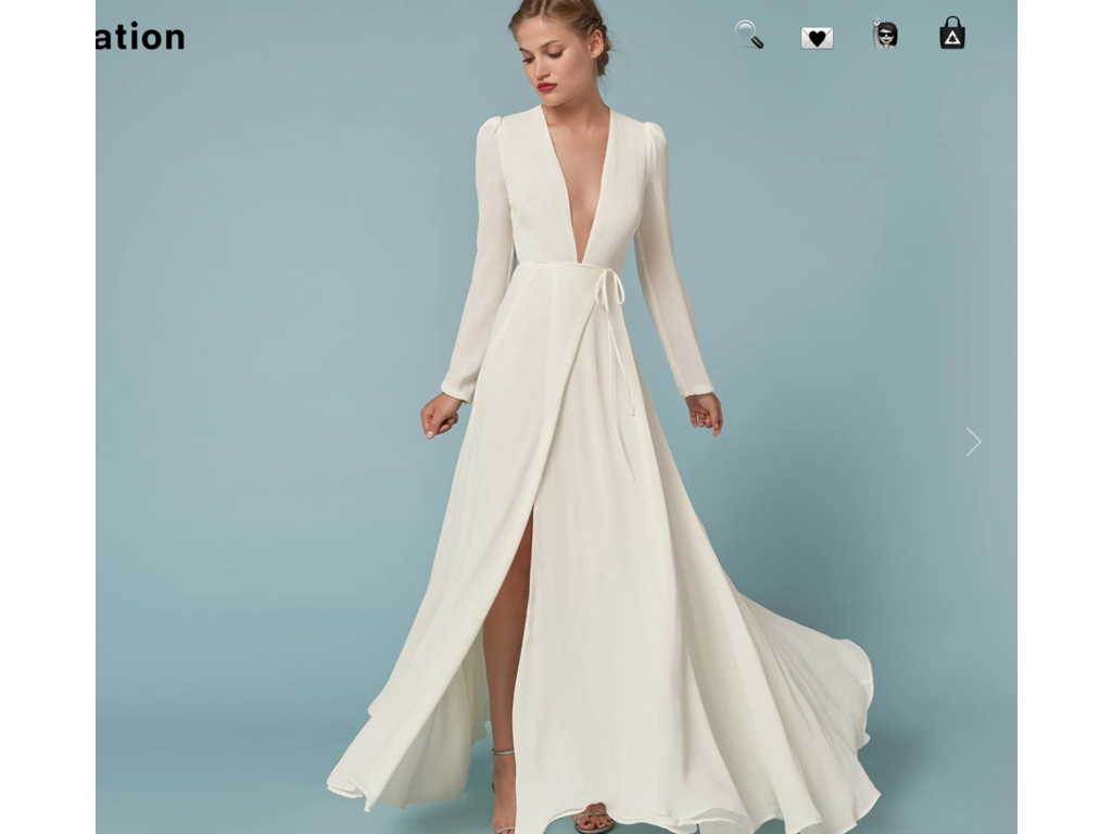 Other Thea Dress, $400 Size: 2 | New (Un-Altered) Wedding Dresses