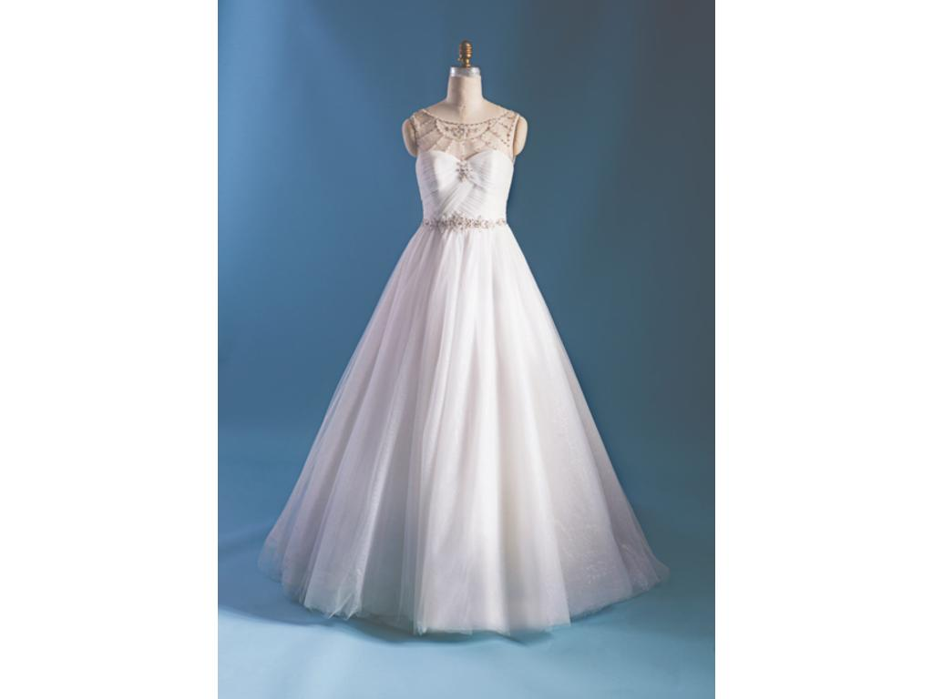 Alfred Angelo 244 Cinderella, $799 Size: 8 | New (Un-Altered ...