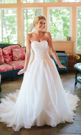 Vera Wang White Wedding Dresses For Sale Preowned