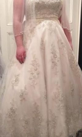 Maggie Sottero Hannah 22