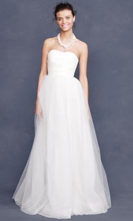 J. Crew Wedding Dresses For Sale | PreOwned Wedding Dresses