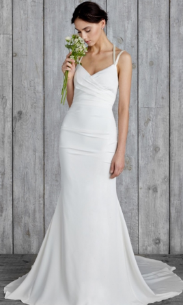 Nicole Miller Taylor Wedding Gown 8