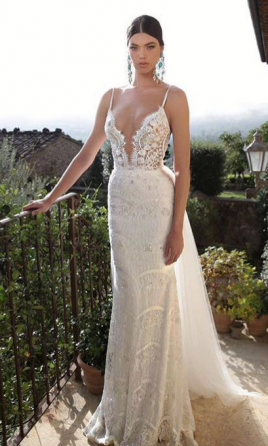 Berta 4374 size 10 used wedding dresses junglespirit Image collections