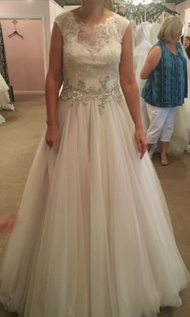 6e480cd040814 Pin it · Allure Bridals 9022 10