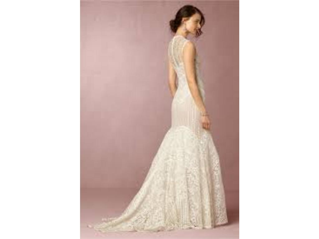 BHLDN Blanca Gown By Costarellos 1700 Size 8
