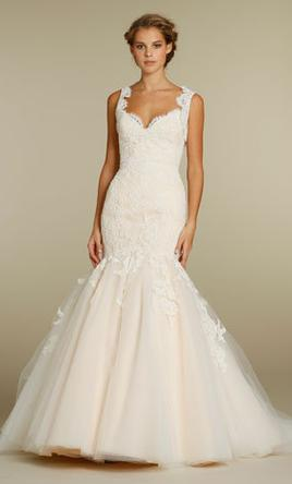 Pink Wedding Dresses  PreOwned Wedding Dresses