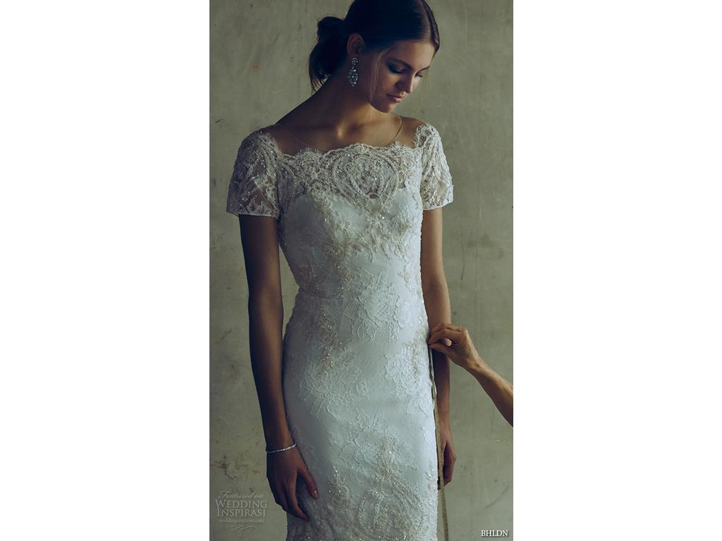 27621000 Marchesa Ephra Gown, $900 Size: 6 | New (Un-Altered) Wedding Dresses