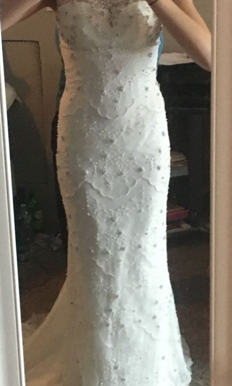 Other Sherri Hill Bridal 2016 50069, $375 Size: 8 | New (Un-Altered ...