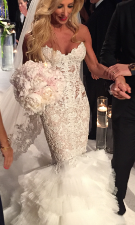 Pnina Tornai 5179 and 4366, $10,850 Size: 4 | Used Wedding Dresses
