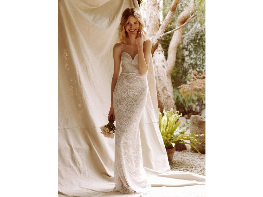 Other stone cold fox market gown 600 size 2 new un for Stone cold fox wedding dress
