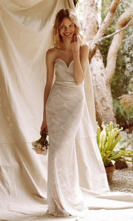 Other Stone Cold Fox - Market Gown, $600 Size: 2 | New (Un-Altered ...