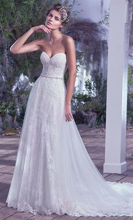 cdcdd4ef17f Pin it · Maggie Sottero Mirelle w  Over Skirt 20