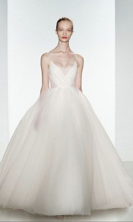 Christos Penny, $2,850 Size: 4 | New (Un-Altered) Wedding Dresses