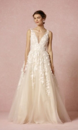 Bhldn wedding dresses for sale preowned wedding dresses for Bhldn used wedding dresses