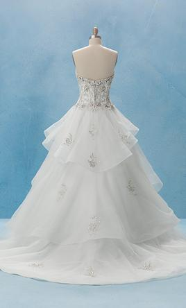 Alfred Angelo Disney Collection - Belle Style 217