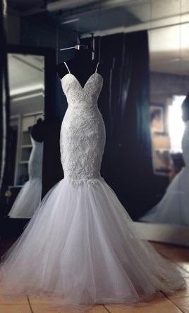 Elaine wedding dress