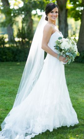 Wedding dresses of all colors