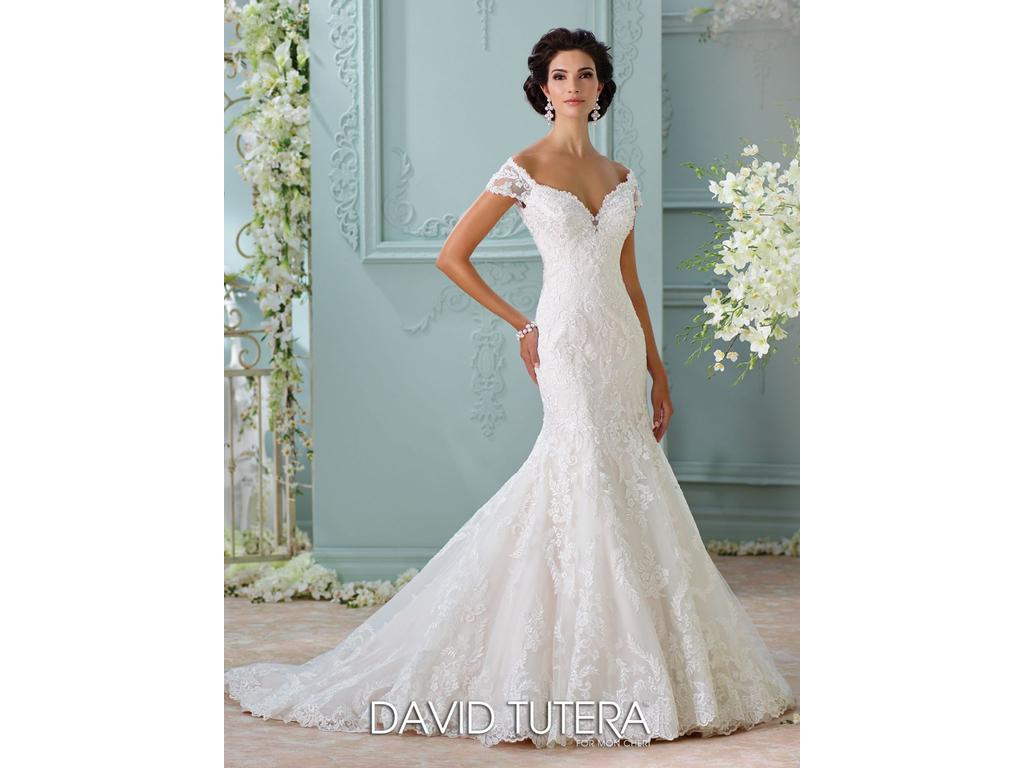 David Tutera Plus size 116201 Aura, $599 Size: 20W | New (Un-Altered ...