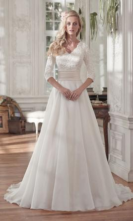 Maggie Sottero Brentleigh 6MS289  14