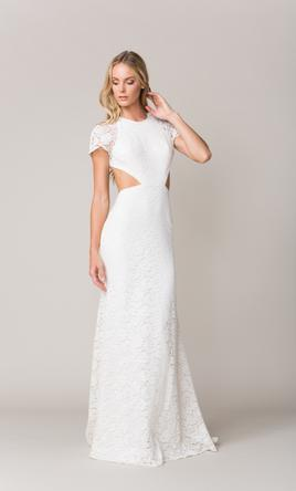 Sarah Seven Wedding Dresses For Sale PreOwned Wedding Dresses